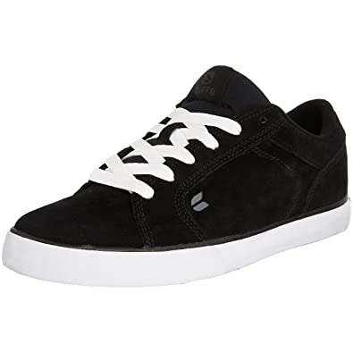 168b3a6fd2 Duffs Men s The Revert Black Trainer D182 6 UK  Amazon.co.uk  Shoes ...