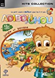 Adiboud'chou : jungle et savane - hits collection