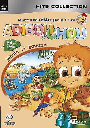 adiboudchou jungle et savane