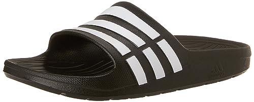 4f4a106bdd42 adidas Duramo Slide K, Zapatos de Playa y Piscina para Niños