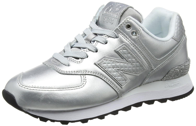 TALLA 39 EU. New Balance Wl574nri, Zapatillas para Mujer