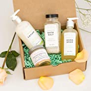 DAYSPA Body Basics - Handcrafted in USA, All Natural Bath & Body Subscription Box: