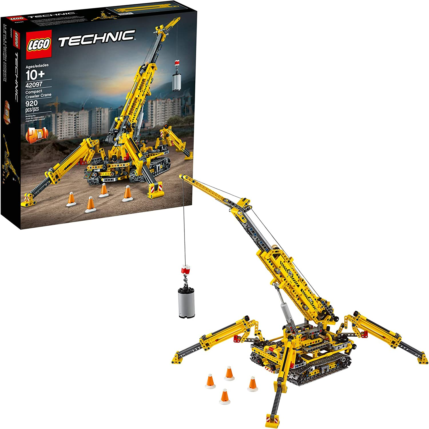 Top 7 Best LEGO Crane Sets Reviews in 2020 3