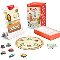 Osmo - Pizza Co. Starter Kit - Ages 5-12 - Communication Skills & Math - Learning Game - For iPad (Osmo iPad Base…