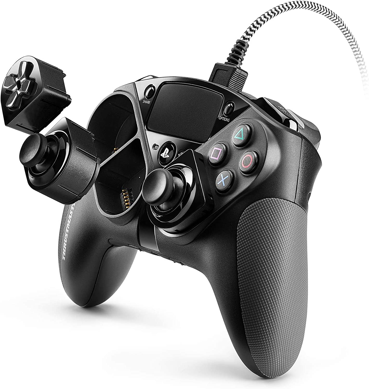 Thrustmaster - eSwap Pro Controller: gamepad, el versátil mando profesional con cable (PS4 / PC)