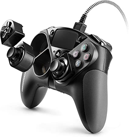 Thrustmaster - eSwap Pro Controller: gamepad, el versátil mando profesional con cable (PS4 / PC): Amazon.es: Videojuegos