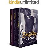 Everything Trilogy: A Second Chance New Adult Rock Star Romance (Box set)