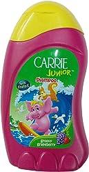 Carrie Junior Shampoo - Groovy Grapeberry, 250ml Bottle