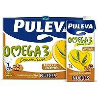 Puleva Leche con Omega 3 y Nueces