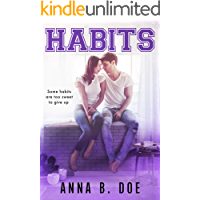 Habits: An Enemies-to-Lovers Sports Romance (Greyford High Book 2)