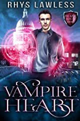Vampire Heart: A Breathtaking MM Urban Fantasy (Blade & Dust Book 3) Kindle Edition