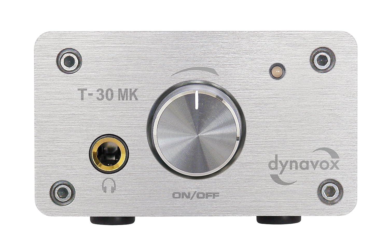 DynaVox 207296 Digitalverstärker T-30 MK inklusiv: Amazon.de: Elektronik