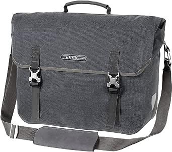 Ortlieb Unisex - Volwassenen Commuter-Bag Two Urban fietstas, grijs, One Size