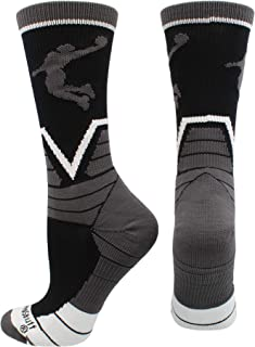 product image for MadSportsStuff Victory Basketball Socks with Player in Crew Length