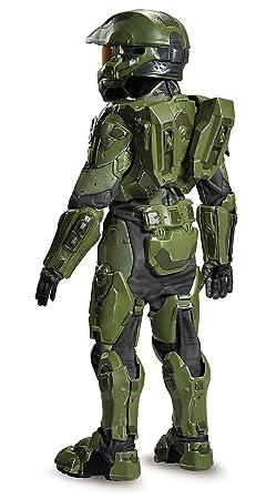 Disguise Master Chief Ultra Prestige Halo Microsoft Costume ...