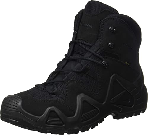 Task Force Military Hiking Leather Boots