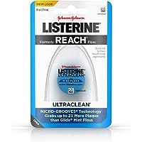 30 yds Reach Listerine Ultraclean Waxed Dental Floss