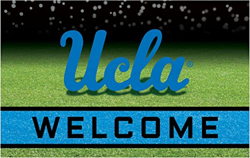 NCAA University of California – Los Angeles UCLA Bruins Heavy Duty Crumb Rubber Door Mat