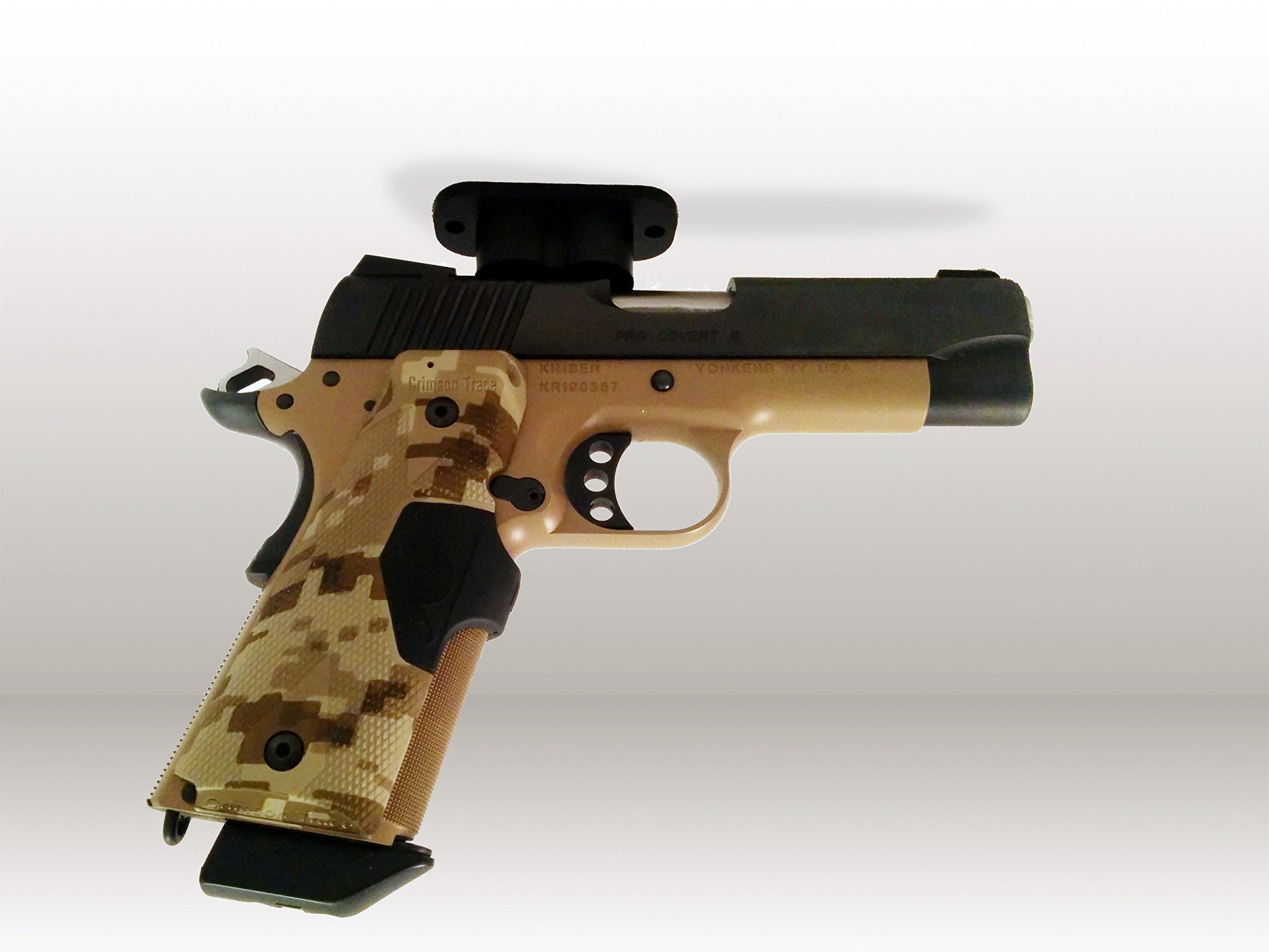 Tac-Mag Gun Magnet with 25 lb Rating by Ragnar Industries (Image #4)