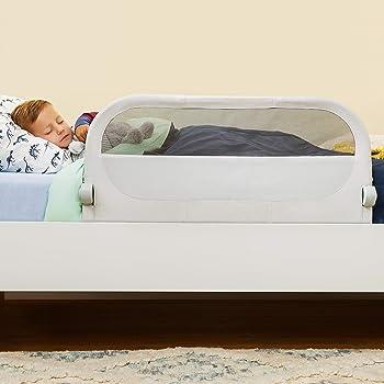 Munchkin Sleep Toddler Bed Rail, Grey