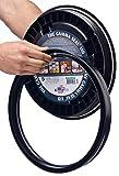 The Gamma Seal Lid, Black, 40 lbs