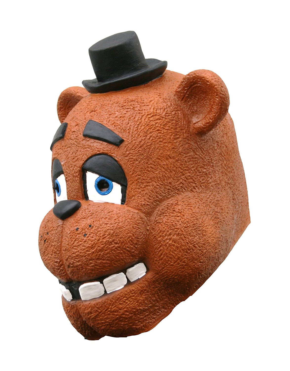 Fnaf masks for sale - Amazon Com Mypartyshirt Freddy Adult Mask Five Nights At Freddy S Clothing
