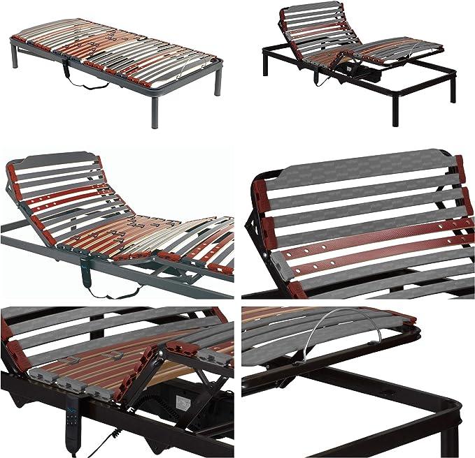 Pack colchón confortcel más Cama eléctrica articulada Pikolin - 90x190cm