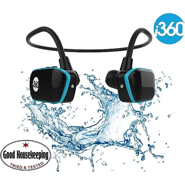 Reproductor de MP3 para nadar Sumergible hasta 3 metros: Amazon.es ...