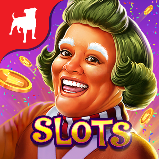 Willy Wonka Slots - Free Vegas Casino Slot Machines and Bonus Games from the Classic Movie]()