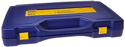 Irwin Industrial Tools 26394 Metric Tap and Hex Die Set, 53-Piece