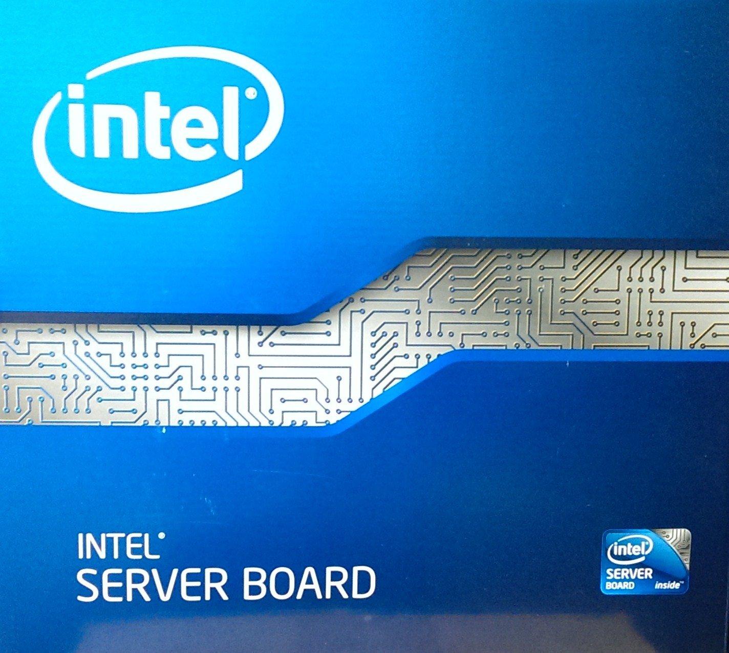 Intel DBS1400FP4 SSI ATX DDR3 Socket B2 Server Board S1400FP4