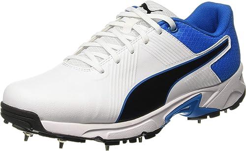 PUMA 19.2 Spike Cricket Shoes (7.5 UK