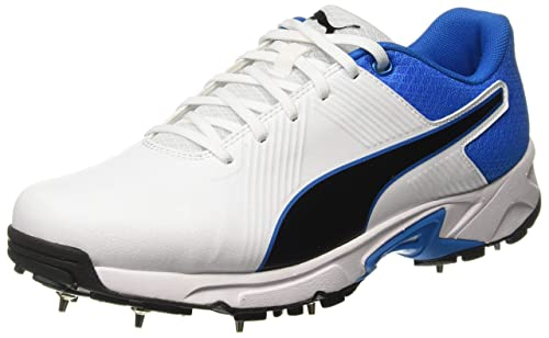 9930451de7294 Puma 19.2 Spike Cricket Shoes: Amazon.co.uk: Shoes & Bags