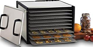 product image for Excalibur D900SHD Dehydrator, 9-Tray, SILVER