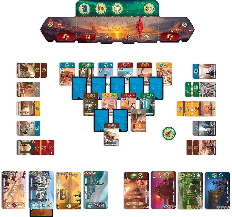 7 Wonders: Duel Asmodee SEV07 Role Playing Games