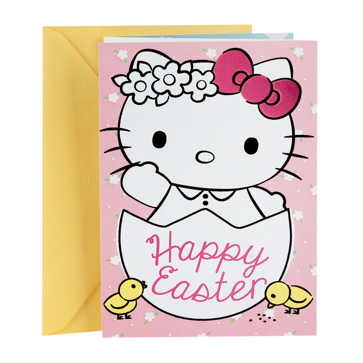 Amazon Hallmark Funny Easter Greeting Card For Kids Hello