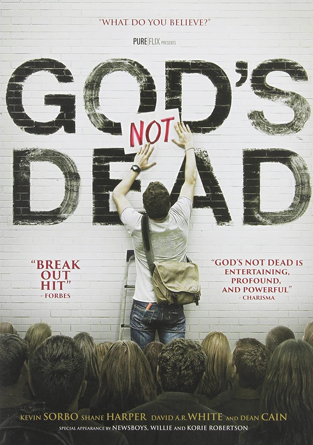 God's Not Dead - DVD Image