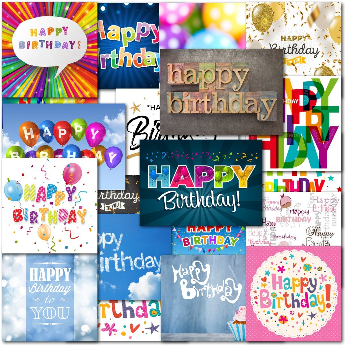 Happy Birthday Cards Amazon