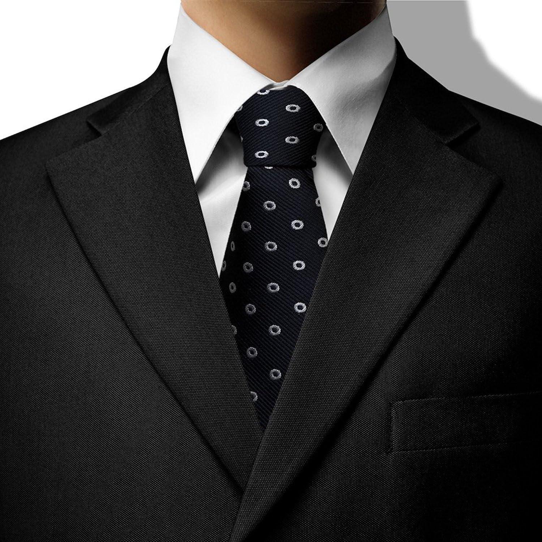 John Henry - Corbata - para hombre gris gris oscuro Talla única: Amazon.es: Ropa y accesorios