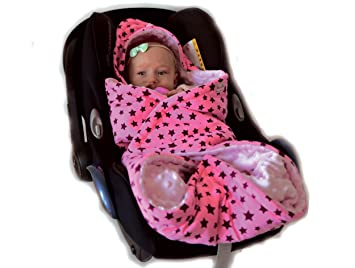 Amazon Com Swaddyl Baby Girl Swaddle Blanket I Car Seat I Stroller