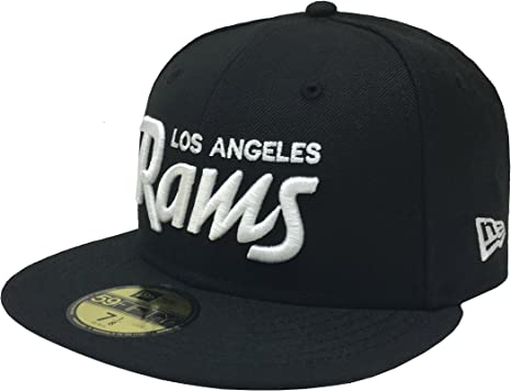 New Era 59Fifty Fitted Cap NFL FOUR STARS Los Angeles Rams
