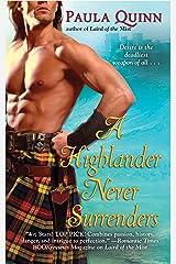 A Highlander Never Surrenders (The MacGregors Book 2) Kindle Edition