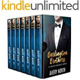 Darlington Brothers Boxset (Books 1 - 7): A Steamy Romance Series