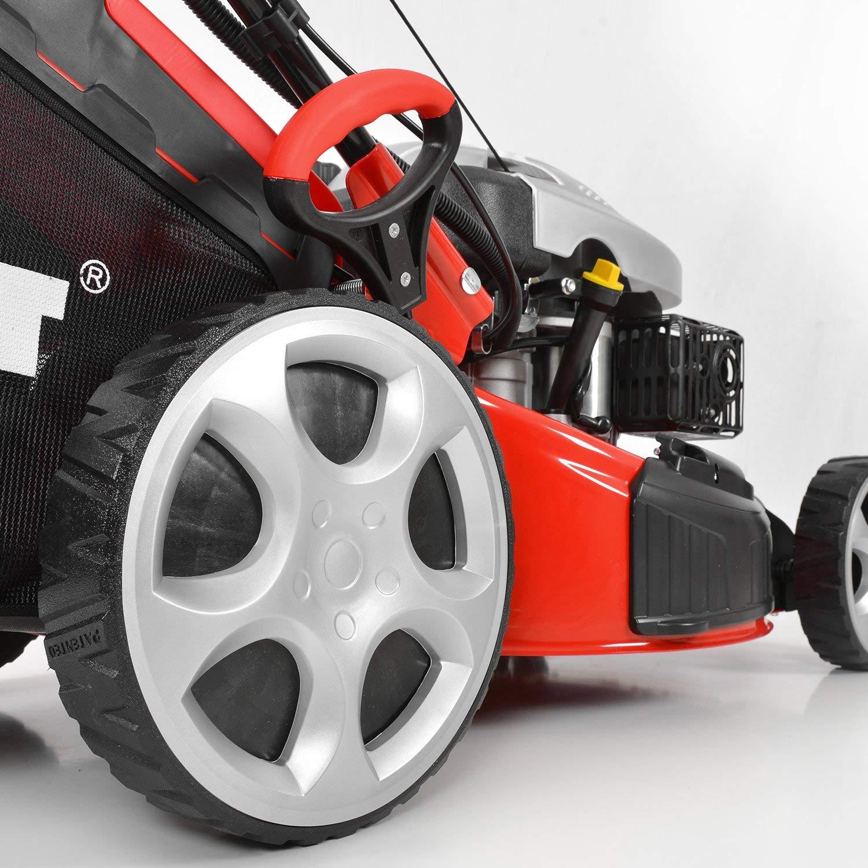 HECHT 5534 SWE Walk behind lawn mower Gasolina - Cortacésped (Walk ...