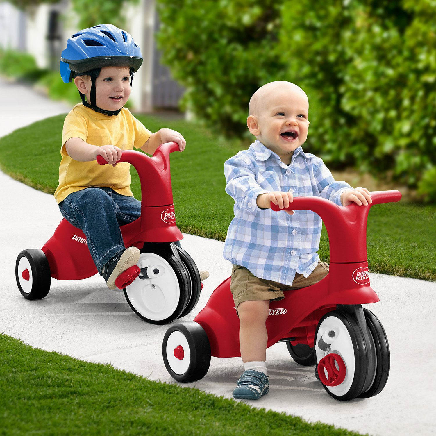 Radio Flyer Scoot 2 Pedal by Radio Flyer (Image #9)