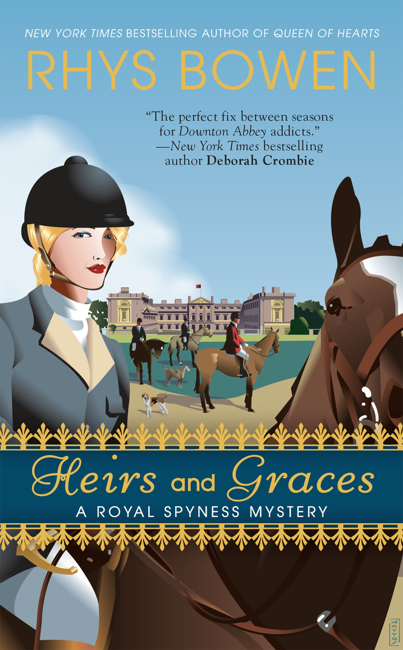 Download Heirs and Graces (A Royal Spyness Mystery) pdf epub