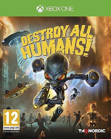 Destroy All Humans - Xbox One: Amazon.es: Videojuegos