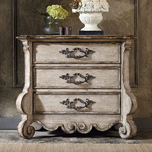 Hooker Furniture Chatelet 3 Drawer Nightstand