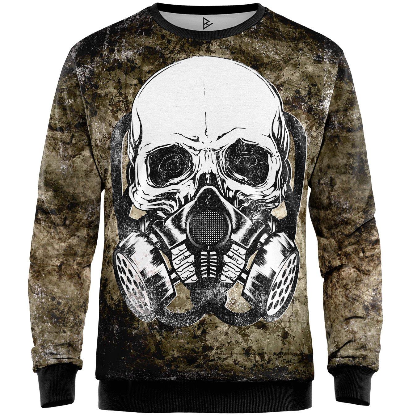 Blowhammer - Sweatshirt Herren - Skull PROTator SWT
