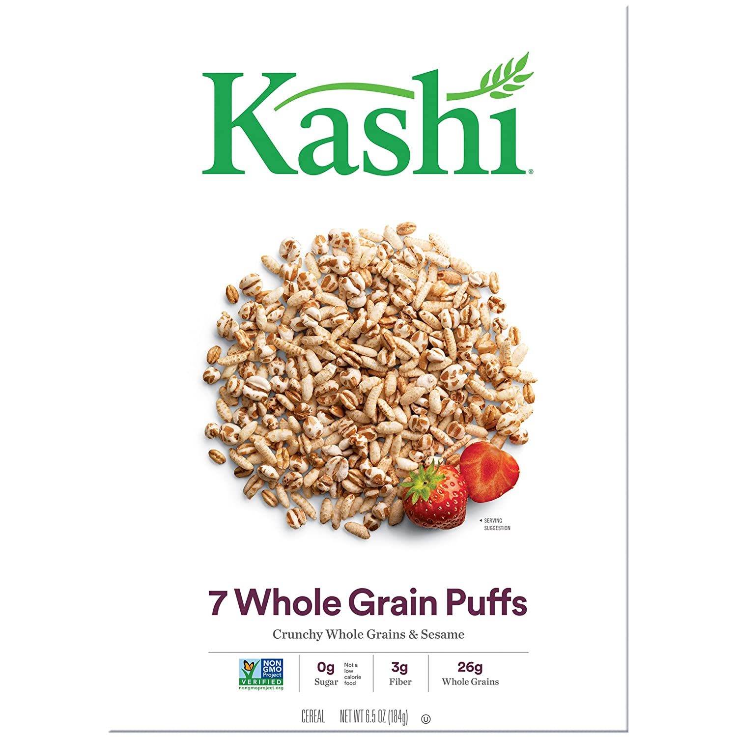 Amazon kashi 7 whole grain puffs cereal 65 ounce cold amazon kashi 7 whole grain puffs cereal 65 ounce cold breakfast cereals ccuart Gallery